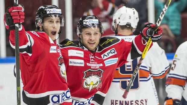 Malmö klart för SHL-semifinal