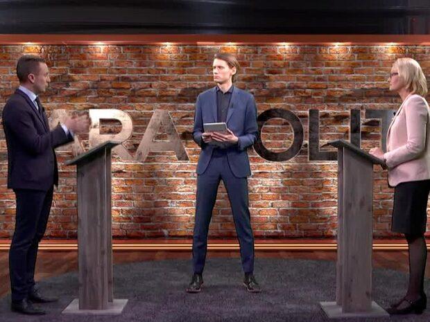Bara Politik: 27 mars - se hela avsnittet