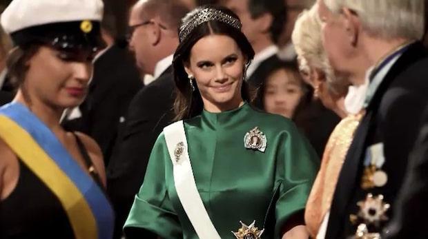 Nobelklänningen del 1: Uppdraget och frågan från Sofia