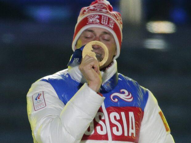 Legkov stoppas från OS - på livstid