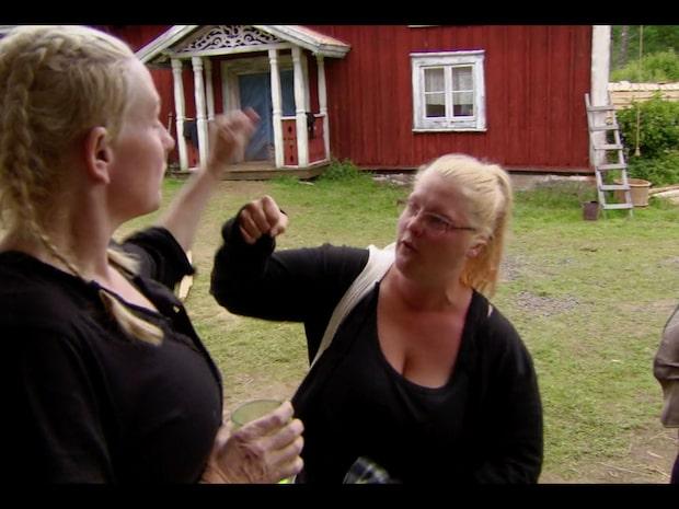 """Allt om premiärveckan i TV4:s program """"Farmen"""""""