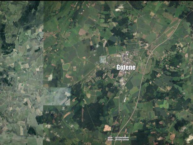 Sökinsatsen avbruten – försvunnen flicka i Götene hittad död