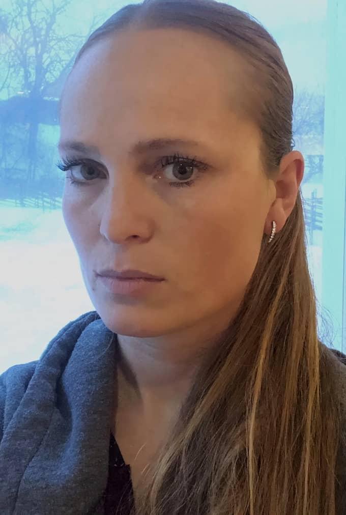 Olivia Schell har länge kämpat för sina barns skolskjuts. Foto: PRIVAT