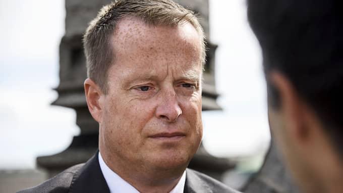 Anders Ygeman vill utreda anklagelserna. Foto: ARI LUOSTARINEN/TT / TT NYHETSBYRÅN