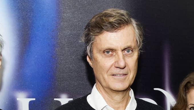Lasse Hallström Foto: Annika Af Klercker