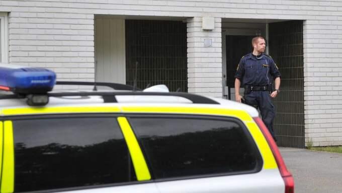 En kvinna hittades död i en lägenhet i Karlstad i början av sommaren. Foto: David Hårseth