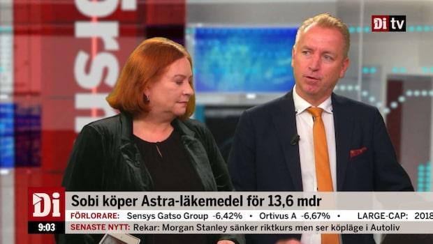 """Olavi om Sobi: """"Ett positivt köp"""""""