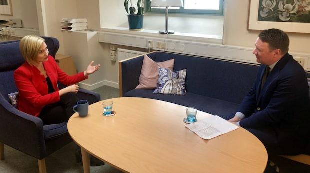 Bara Politik: Intervju med Ebba Busch Thor