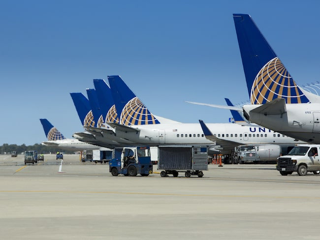 Händelsen inträffade på ett United Airlines-plan som skulle flyga från Chicago till Louisville.