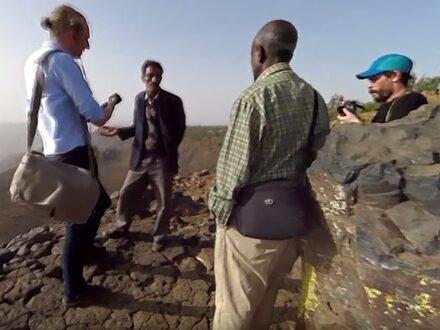 De fangslade journalisterna bor be etiopien om ursakt