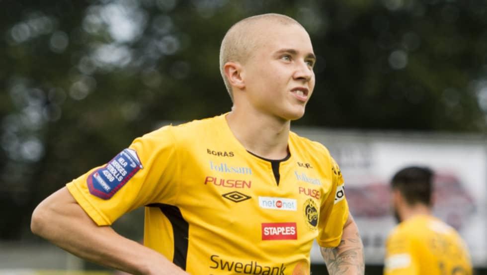 Sebastian Holmén. Foto: Petter Arvidson / Bildbyrån