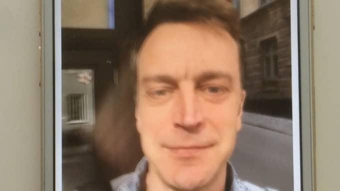 En bild från en av hans videos i appen.
