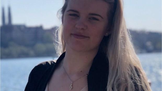 Motortalangen Elina, 17, övervägde att ta sitt liv