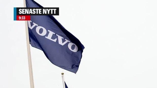 Volvo erbjuder alla anställda tjänstebil