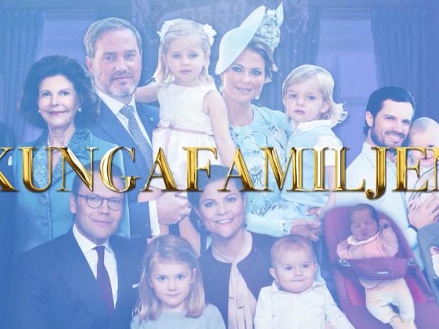 Kungafamiljen - Prinsessan Madeleine om flytten till Florida