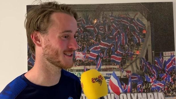 """Jönsson om derbyåterkomsten: """"Man har verkligen längtat"""""""