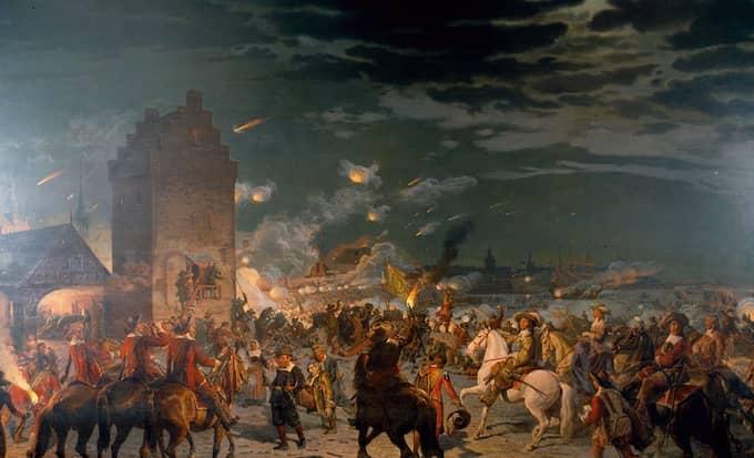 Kung Fredrik III drev på sina undersåtar att göra motstånd när de svenska trupperna stormade Köpenhamn 1658.