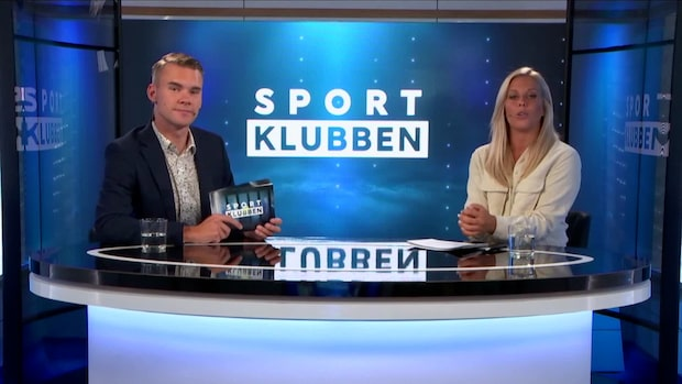 Sportklubben – 4 september