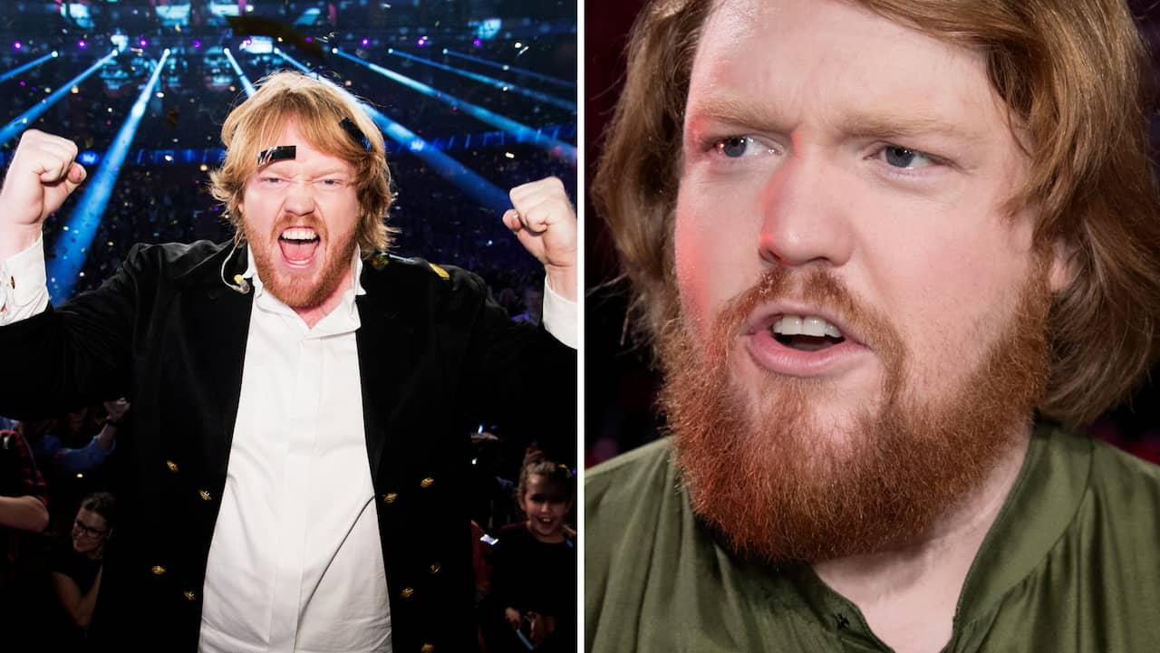 Idol-vinnaren Martin Almgrens kritik – stoppas av kontraktet