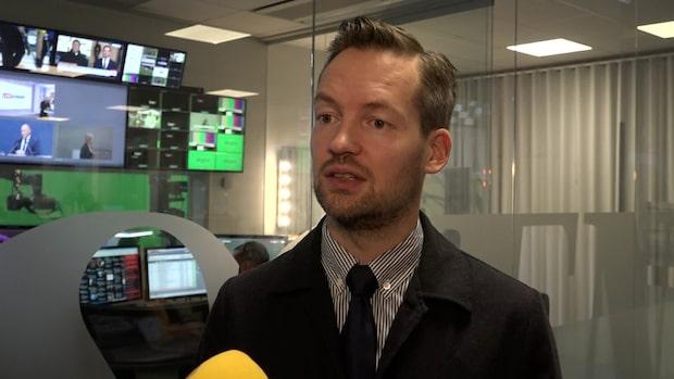"""David Baas om bråken i SD: """"Ofta personer som är väldigt kritiska"""""""
