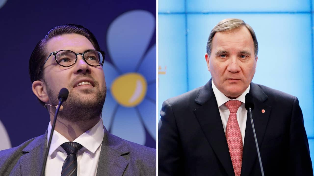 SD största parti –  för andra gången i rad
