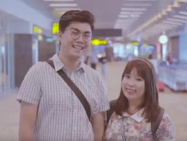 <span>Benjamin Lee och Janessa Li vann en flygresa till Australien när Benjamin knep titeln som Singapores mest oromantiske man.<br></span>