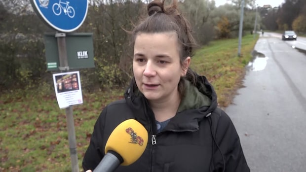 "Boende Hanne Wolden: ""Man blir rädd"""