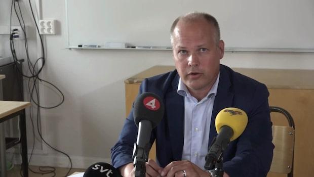 """Morgan Johansson: """"När det verkligen behövs samlas Sverige"""""""