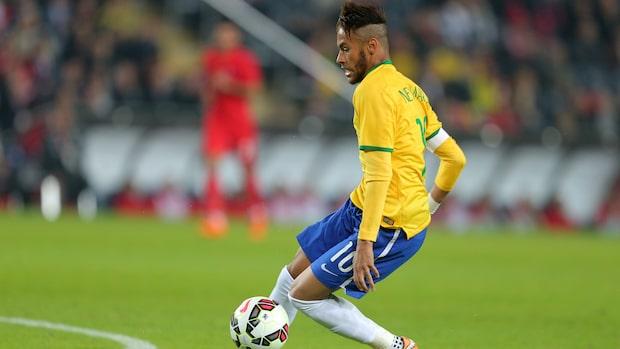 Världsrekord! Neymar presenterad av PSG