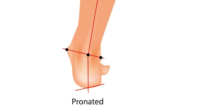löparskor lätt pronation