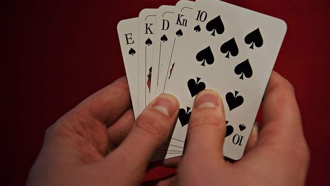 Segersumman i pokertävlingen var hela 9,4 miljoner kronor. Foto: LISA BJÖRK