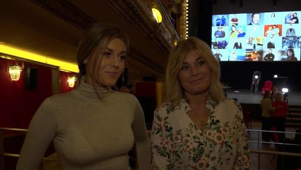 Bianca om pausen från Wahlgrens värld