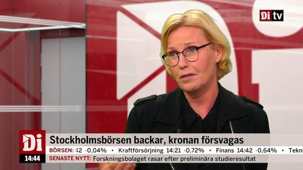 """Lotta Engzell-Larsson om regeringens satsning: """"Inget talar för att det ska bli bättre"""""""