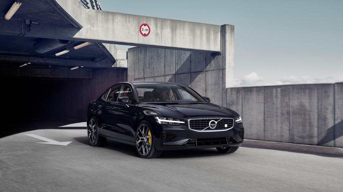 Världens första test av nya Volvo S60 – Polestaroptimerad