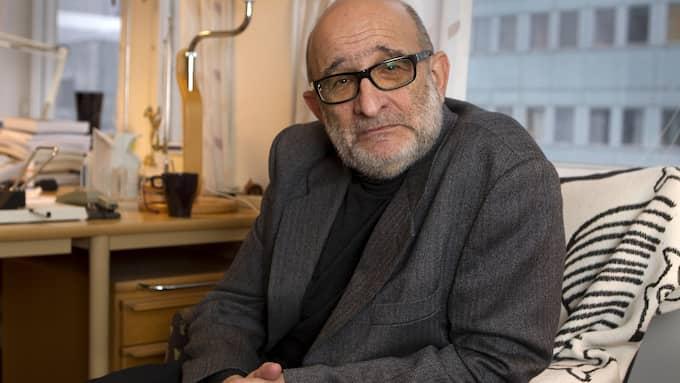 Jerzy Sarnecki. Foto: YLWA YNGVESSON
