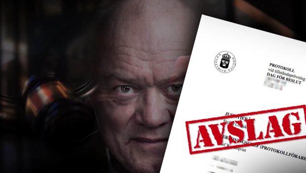 Stefan Lindskog avslog beslut om bolag där han själv ägde aktier