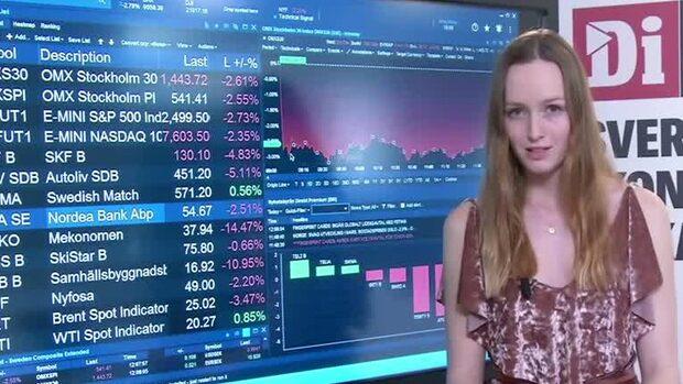 Di Nyheter: Dystra siffror för svensk ekonomi