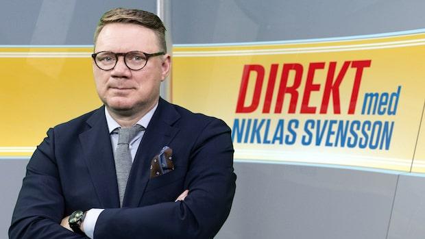 Direkt med Niklas Svensson - se hela programmet 27/11 2019