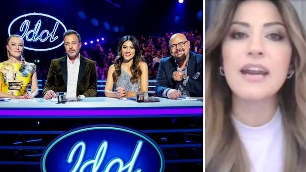 """""""Idol""""-juryns tjaffs – så är stämningen i sminket efter"""