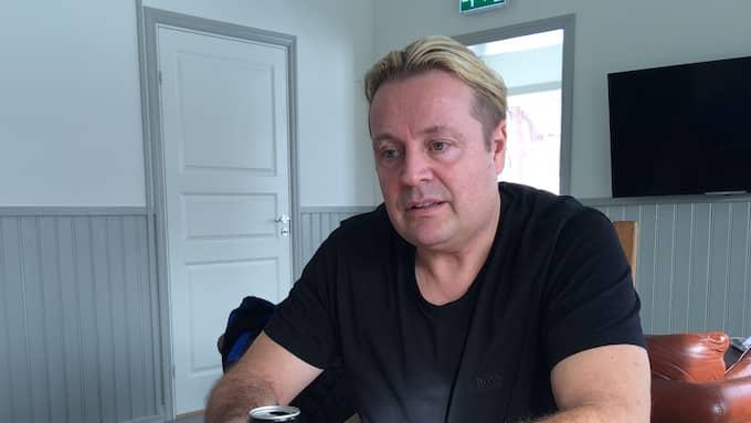 Runar Sögaard. Foto: PHILIP PETTERSSON