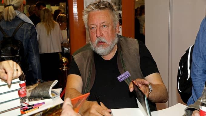 - Det är klart att jag säljer fler böcker än Jan, säger Leif GW Persson när han jämför sig med Jan Guillou. Foto: STELLA PICTURES / STELLA PICTURES
