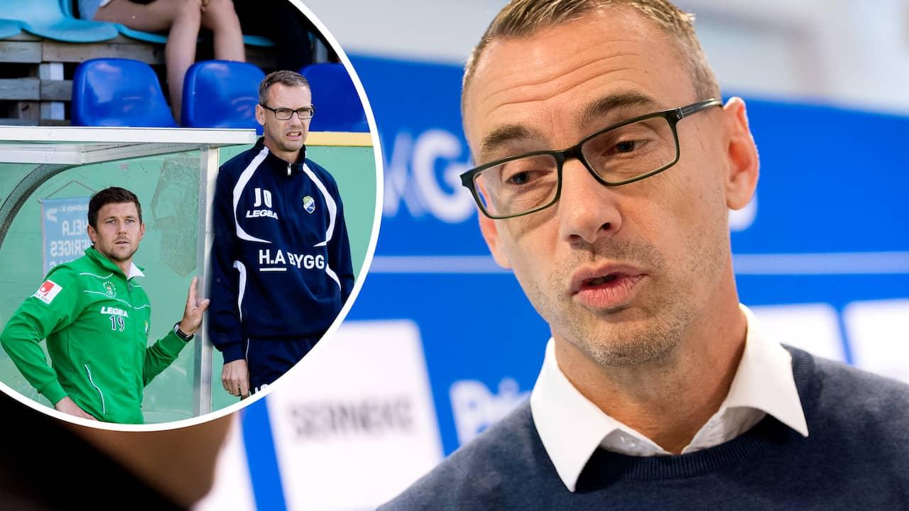 "Sparkades av kompisen – blir hans chef i IFK Göteborg: ""Världen vi lever i…"""