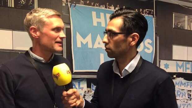 "Larsson: ""Är lite mer Åge Hareide-fotboll"""