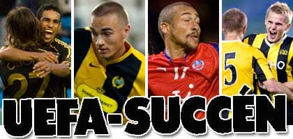 Elfsborg vidare till uefacupkval
