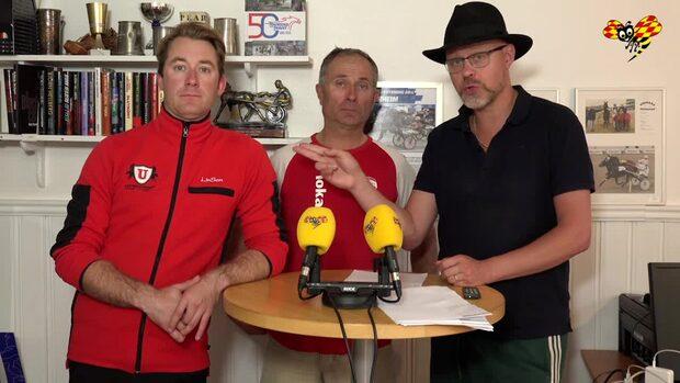 Untersteiners inför onsdagens V86