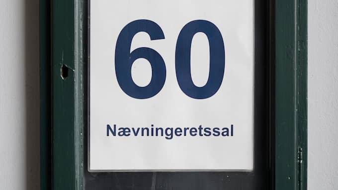 De tre första dagarna hölls förhandlingarna i rättssal 60 vid Köpenhamns tingsrätt. Foto: MARTIN SYLVEST / EPA / TT / EPA TT NYHETSBYRÅN