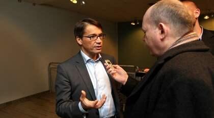 MEDGER BRISTER. Socialminister Göran Hägglund kommenterar nu kritiken mot de nya sjukreglerna. Foto: Ylwa Yngvesson
