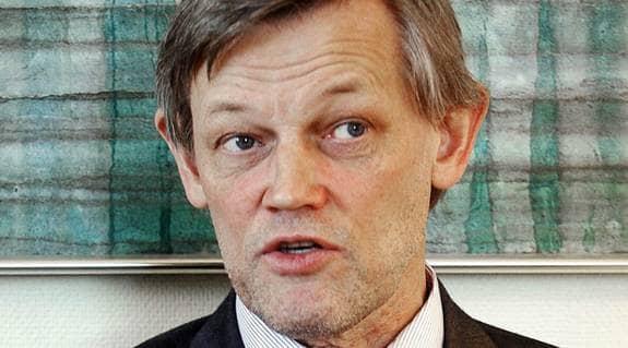 Justitiekanslern Göran Lambertz. Foto: Nordström Cornelia
