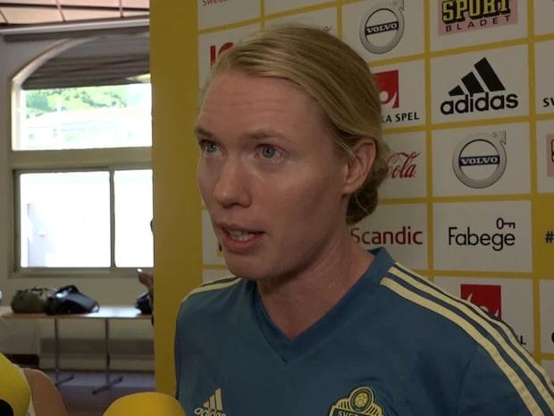 """Hedvig Lindahl: """"Räknat bort mig"""""""