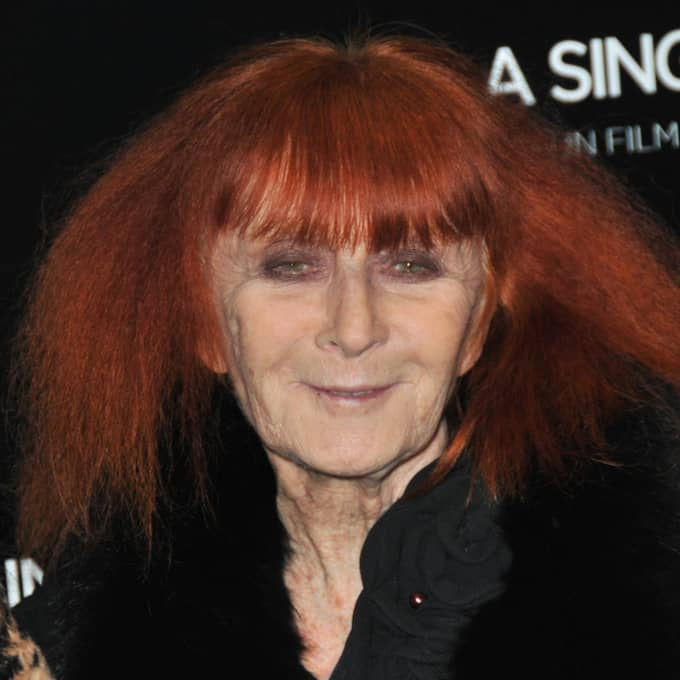 Sonia Rykiel är död – hon blev 86 år. Foto: Francois Durand / GETTY IMAGES / ALL OVER PRESS / GETTY IMAGES GETTY